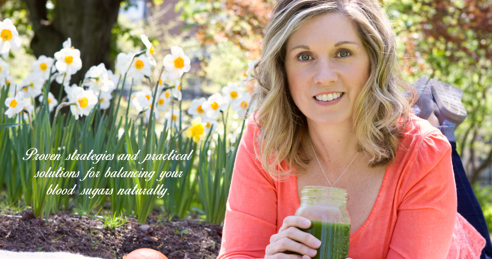 Michelle MacLean, Holistic Health Coach